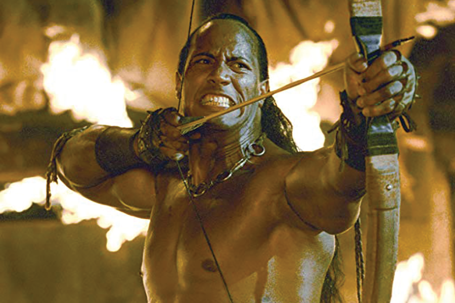 The Scorpion King - UNIVERSAL PICTURES