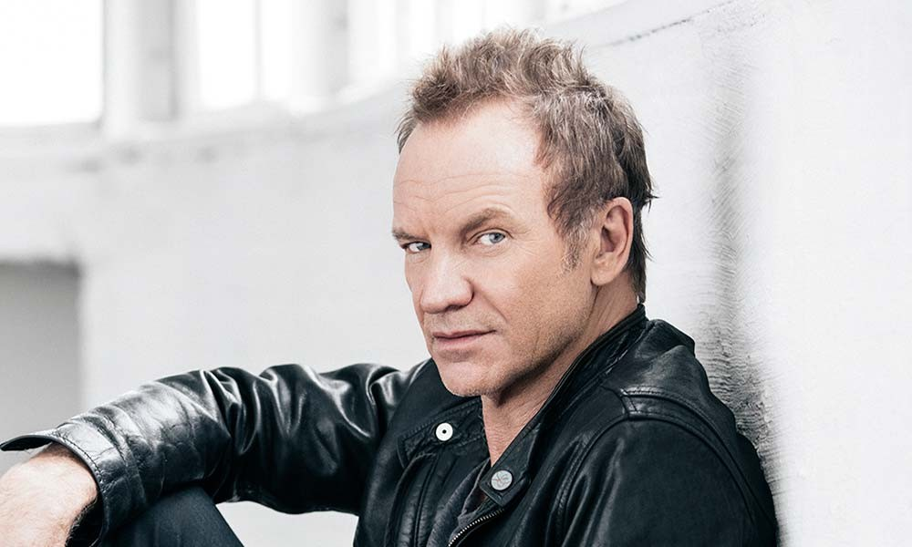 Sting - ERIC RYAN ANDERSON