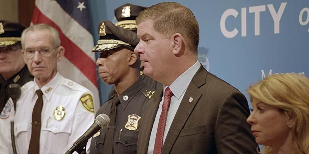 Boston mayor Marty Walsh in City Hall - ZIPPORAH FILMS