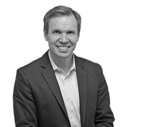 Paul Huntsman - Chair of The Salt Lake Tribune Inc. Board of Directors and president of Huntsman Family Investments
