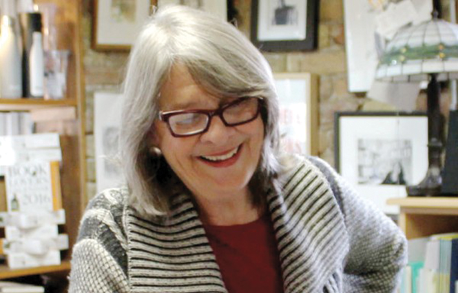 Betsy Burton welcomes a new generation of booksellers - COURTESY PHOTO