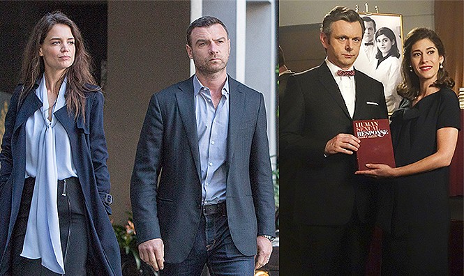 Ray Donovan, Masters of Sex (Showtime)