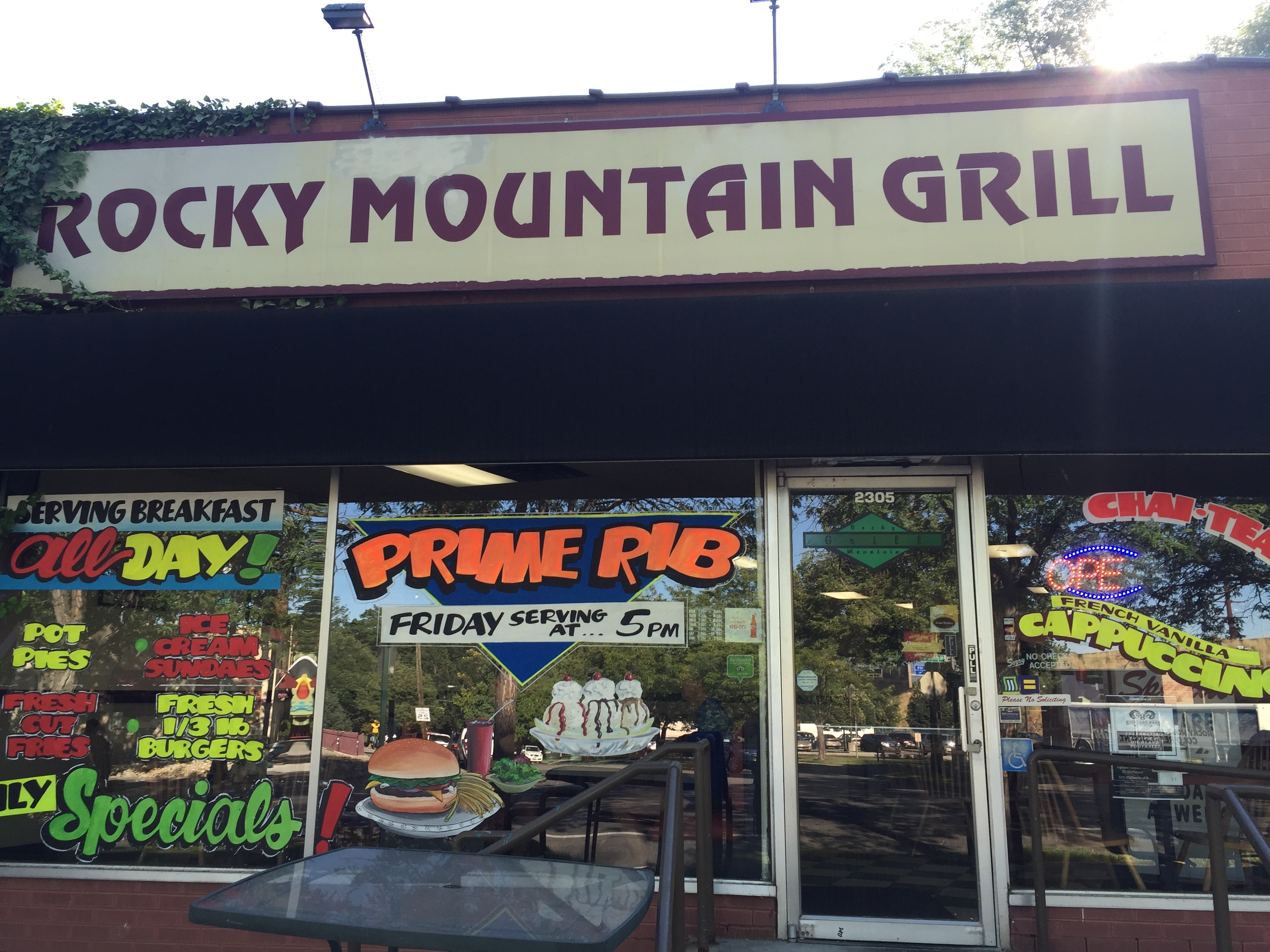 Click To Enlarge Rocky Mountain Grill Restaurant In Salt Lake City