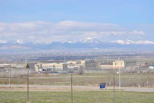 Draper's Utah State Prison - ERIC S. PETERSON