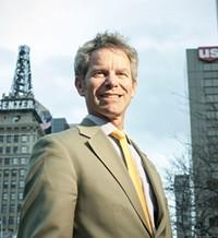 Mayor Ralph Becker