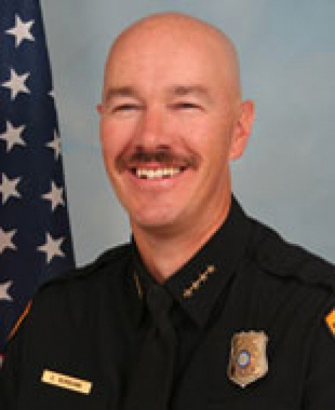 Former Salt Lake City Police Chief Chris Burbank