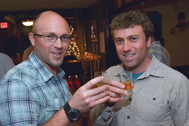 Jesse and Brandon Malman