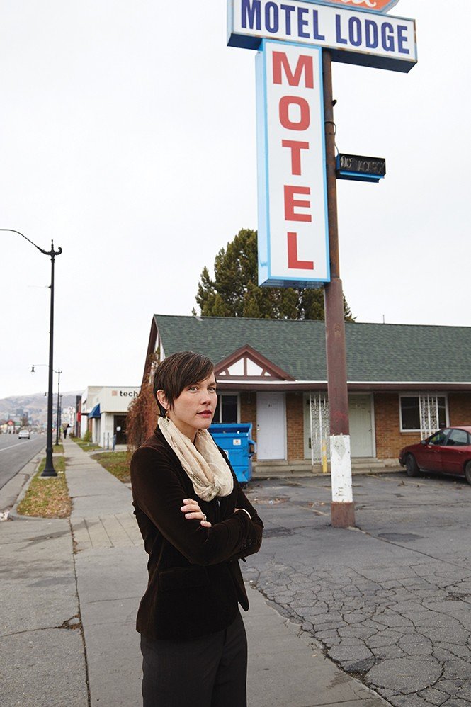 Councilwoman Erin Mendenhall says the time to provide low-income housing  with long-term