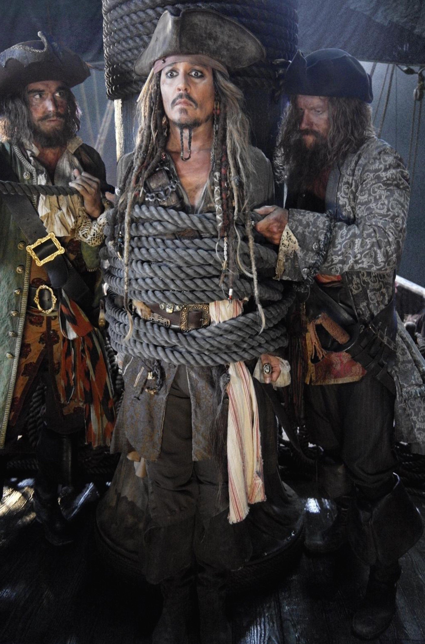 Movie Reviews: Pirates of the Caribbean, Baywatch, The