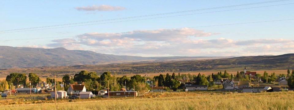 Panoramic shot of Loa. - VIA CAPITOLREEF.ORG