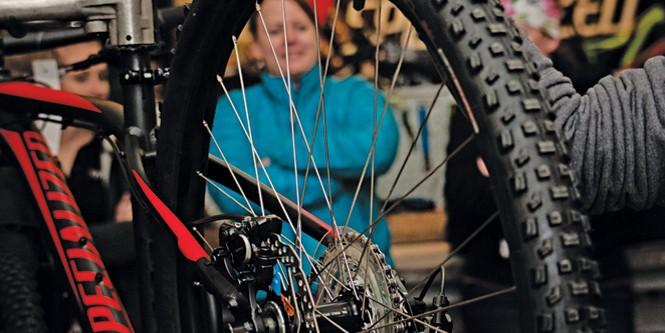 Bingham Cyclery - VIKI BURTON