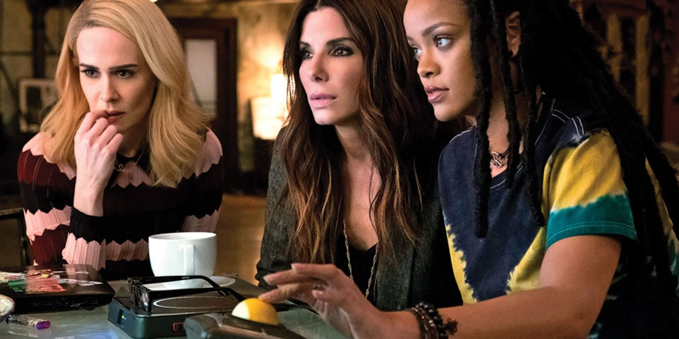 Ocean's 8 - WARNER BROS. PICTURES