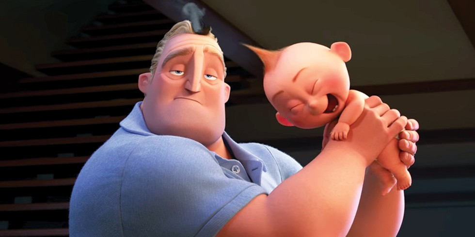The Incredibles 2 - DISNEY/PIXAR