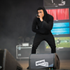 Twilight Concert series headliner Vince Staples performs in 2018
