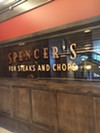 Spencer's Restaurant in downtown Salt Lake City