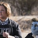 Movie Reviews: Happytime Murders, Papillon, A-X-L, Puzzle, Far from the Tree