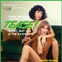 Enter to win a pair of tickets to TEASE SLC!