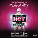 Enter to Win a Zumanity Prize Pack!