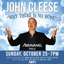 Enter to win tickets to see John Cleese live!