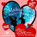 Enter to win tickets to A Midsummer Night's Dream!