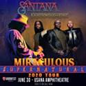 Enter to win tickets to Santana!