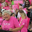 Karrie Galloway of Planned Parenthood Association of Utah