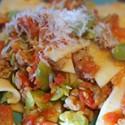 Monday Meal: Maltagliati Pasta with Summer Favas