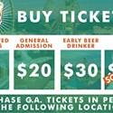 Utah Beer Festival 2016-Ticketing