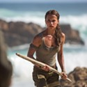 Movie Reviews: Tomb Raider, Love Simon, 7 Days in Entebbe