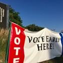 Primaries See Democrats Ahead by Small Margins