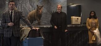 Movie Reviews: First Man, Bad Times at the El Royale, Goosebumps 2
