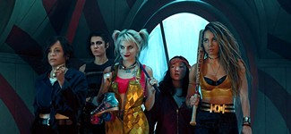 Movie Reviews: Birds of Prey, Invisible Life
