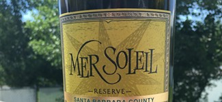 Wine Wednesday: Mer Soleil 2013 Reserve Chardonnay, Santa Barbara