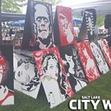 Urban Flea Market 9.13