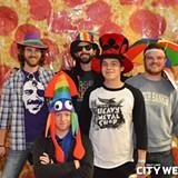 Utah Pizza Party 2016