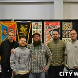 Tattoo Convention - March 16-18, 2018
