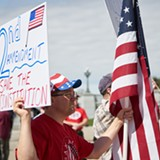 Pro-gun rights rally - Saturday, April 14