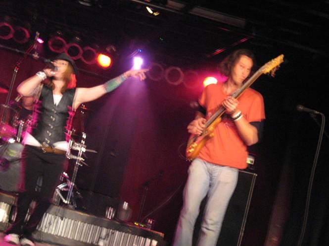Rock N' Fashion - Club Vegas: 11/28/09