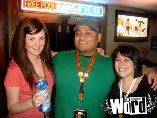 CWMA 2010: A Bar Named Sue showcase