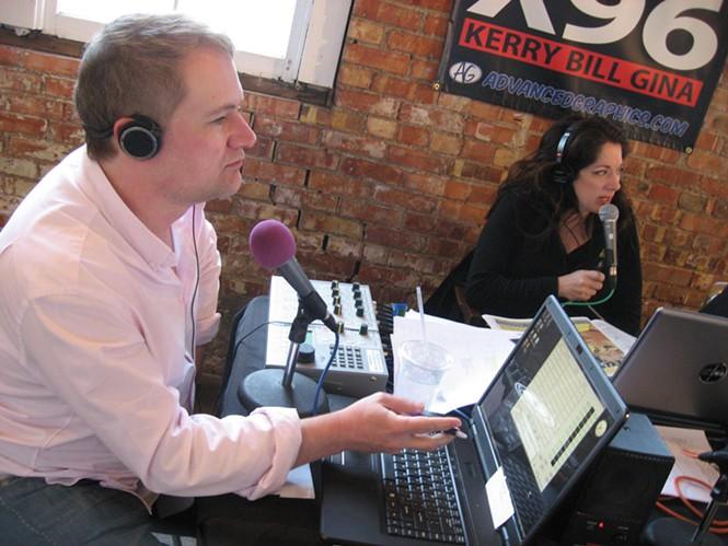 """""""Best Of Utah"""" Broadcast, RFH at NoBrow: 4/8/10"""