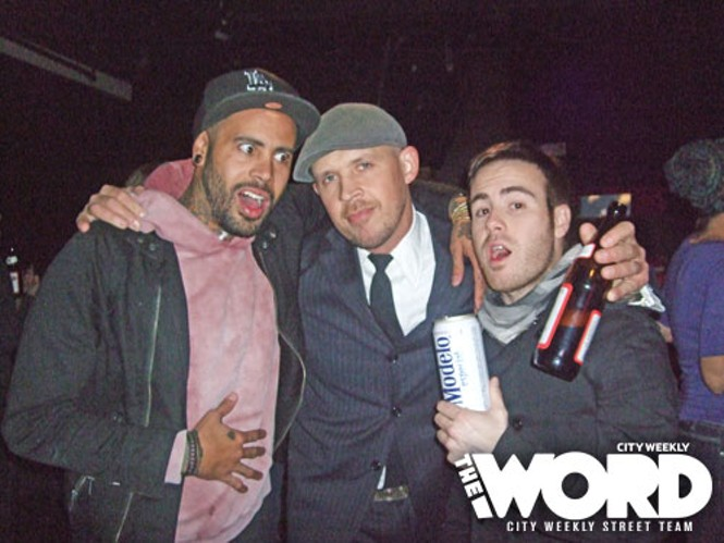 Soul to Soul Party at W Lounge 12.22.10