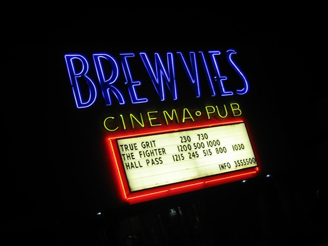 Mediocre Show Pre-Party - Brewvies: 3/18/11