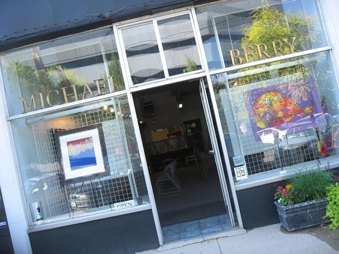 Michael Berry Gallery: 7/15/11