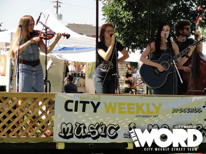 Downtown Farmers Market by The Word (7.23.11)