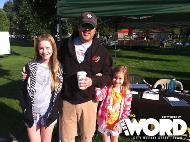 Downtown Farmers Market by The Word (9.17 & 9.24.11)