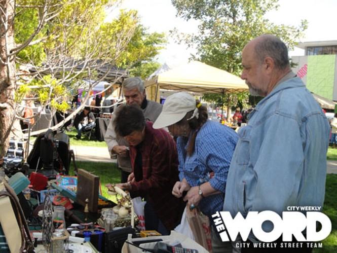 Urban Flea Market (10.9.11)