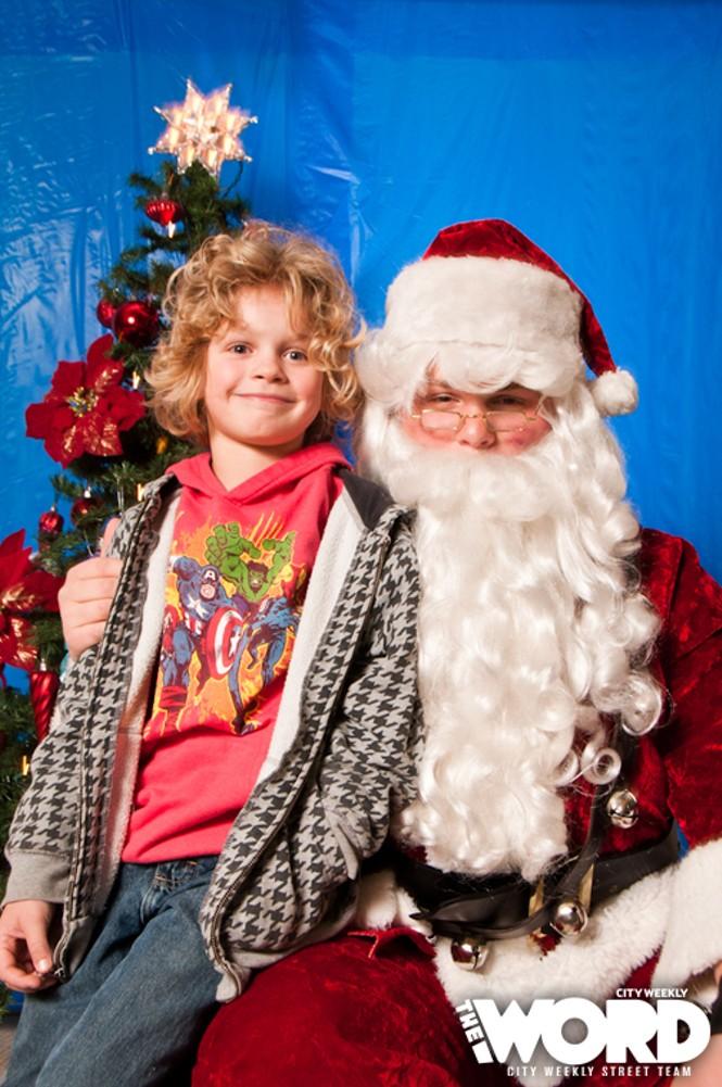 City Weekly Santa Booth @ Craft Sabbath 12/4