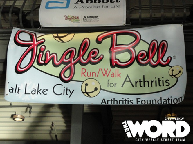 2011 Jingle Bell Walk/Run for Arthritis (12.3.11)