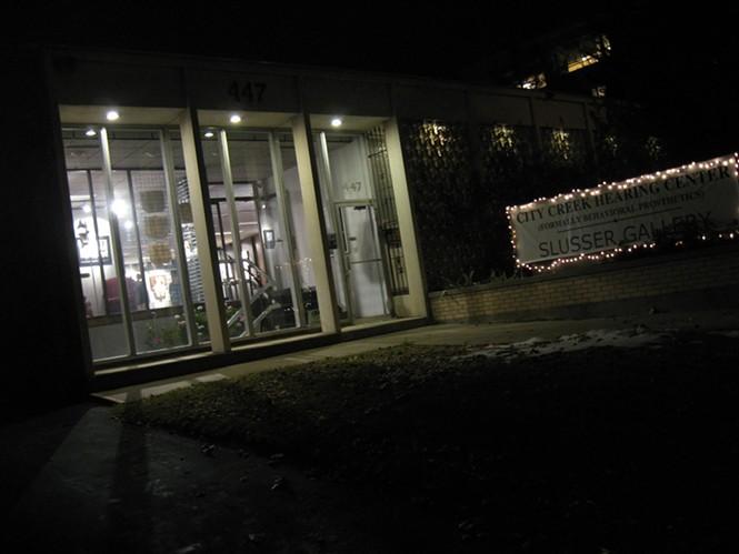 Slusser Gallery: 11/16/12