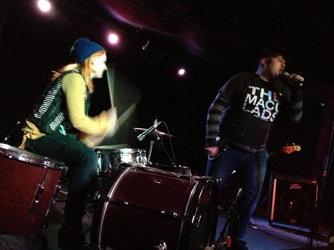 Bar Deluxe: 3/22/13